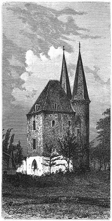 De Nobelpoort te Zierikzee. 1875