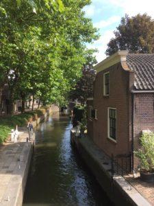 Oudewater Gracht (c)2016 Martin Lamboo