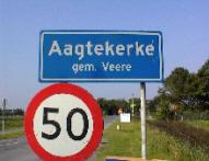 Aagtekerke gemeente Veere Walcheren Zeeland