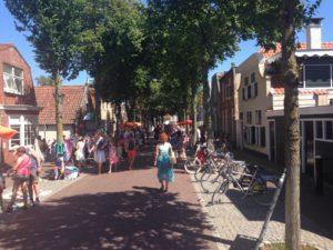 Dorpsstraat Vlieland