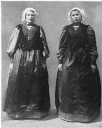 Klederdracht vrouwen Soest