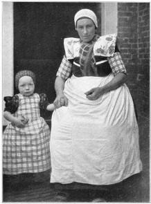 Klederdracht Spakenburg (dagelijks kleed)