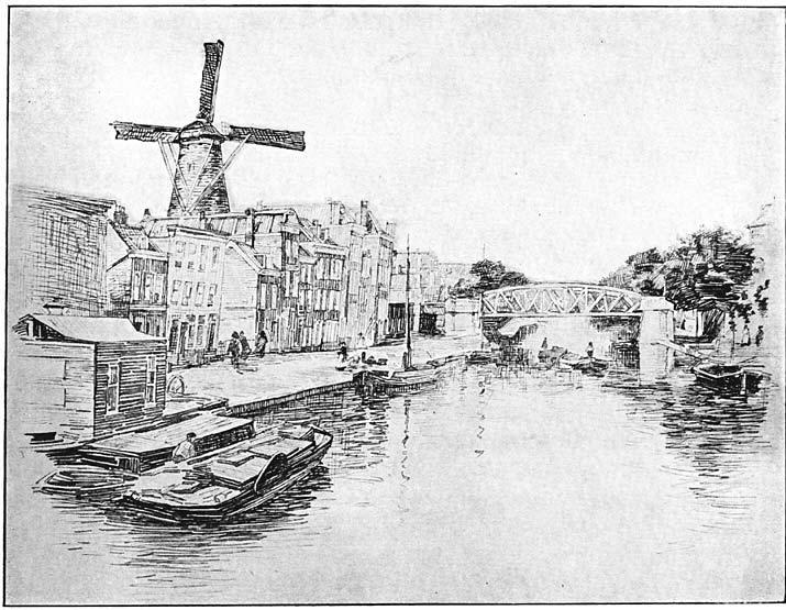 Schiekade te Rotterdam.
