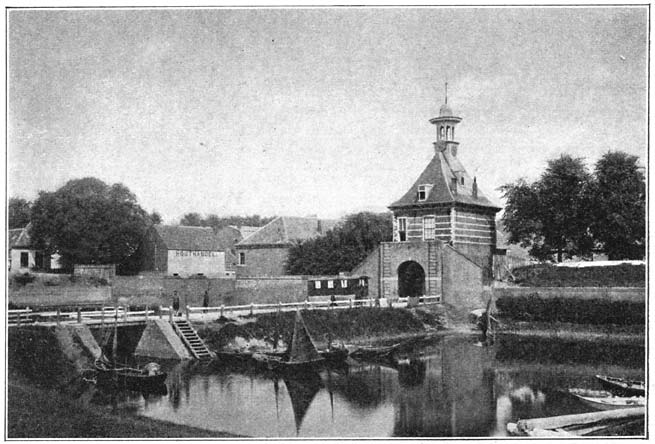 Dalempoort te Gorinchem.