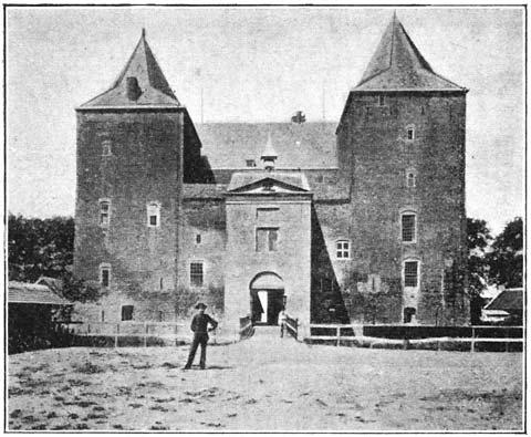 Slot Loevestein.