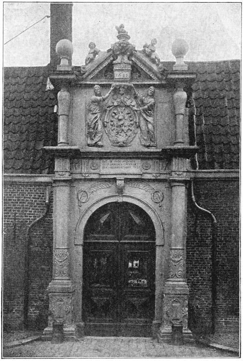 Poortje Aarent-Maartenshof.