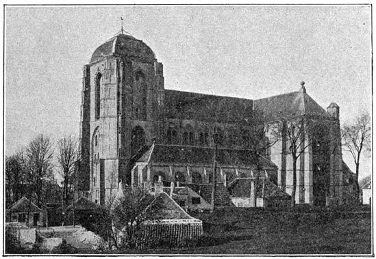 Groote Kerk te Veere.