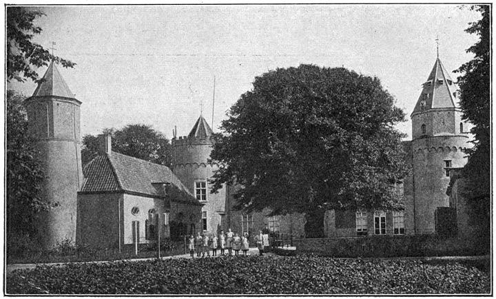 Kasteel Westhoven.
