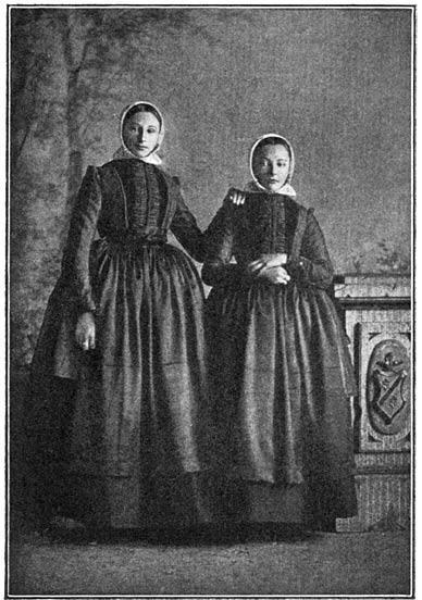 Vrouwen uit het Land-van-Kadzand.