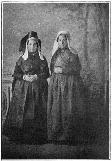 Vrouwen uit het Land-van-Hulst.