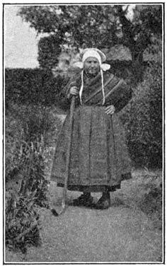 Boerin uit Veldhoven